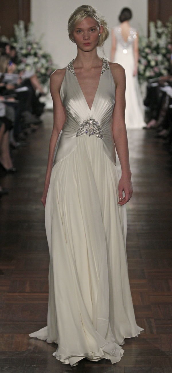 #JennyPackham #Wedding Dress - Ruby
