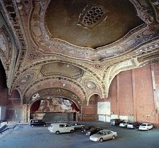 Decadent decay in Detroit