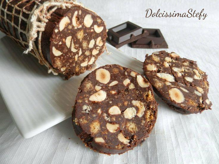 Salame al Cioccolato e Nocciole