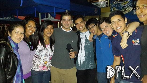 festival de Bandas del Liceo Guatemala