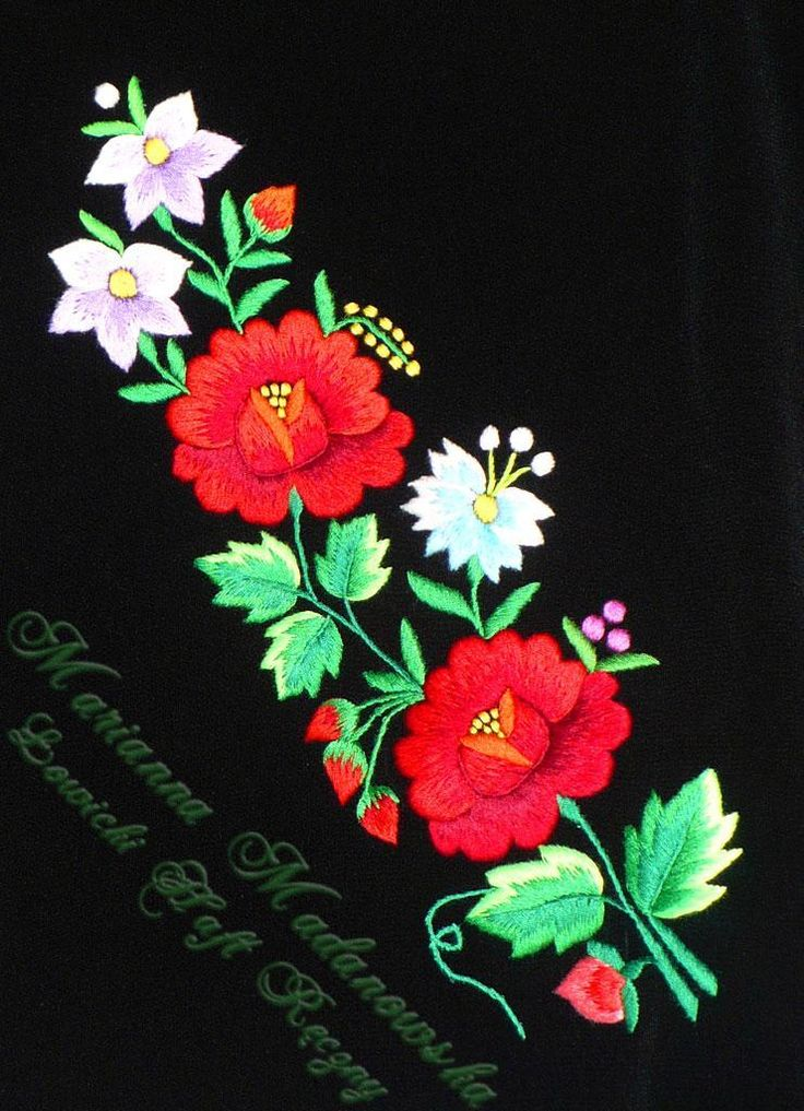 Best 25+ Polish Embroidery Ideas On Pinterest