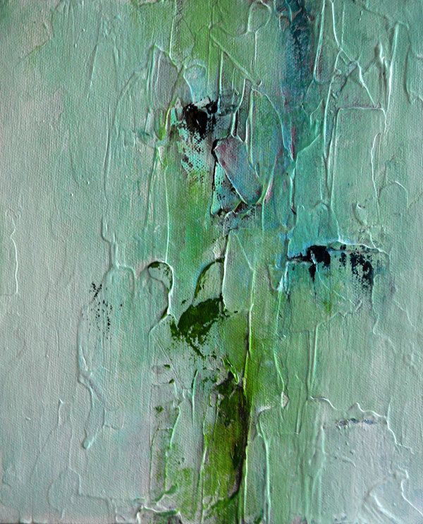 Abstract Oil Painting How To