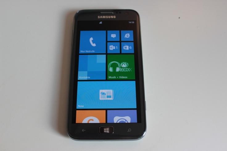 Samsung Ativ S – Windows Phone 8
