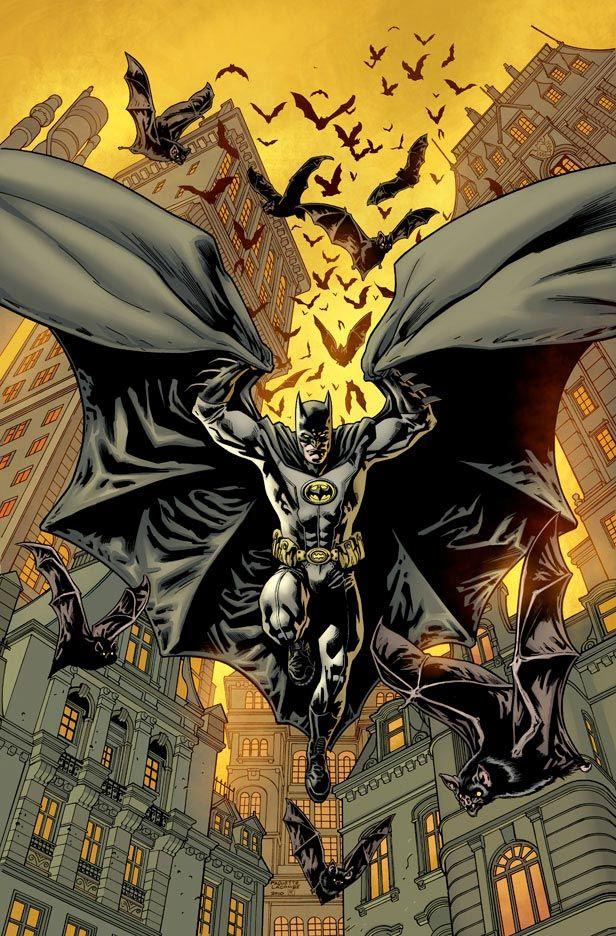 Batman o morcego de Gotham