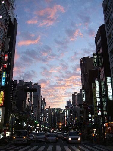Kobe City, Hyogo by CHARLIE チャーリー, via Flickr