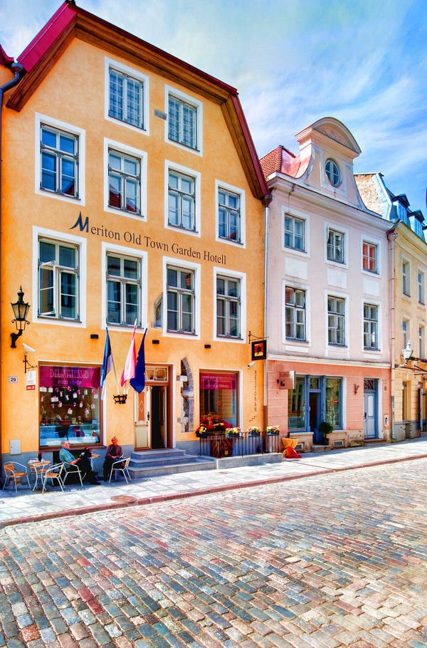 Meriton Hotel, Tallinn, Estonia   www.liberatingdivineconsicousness.com
