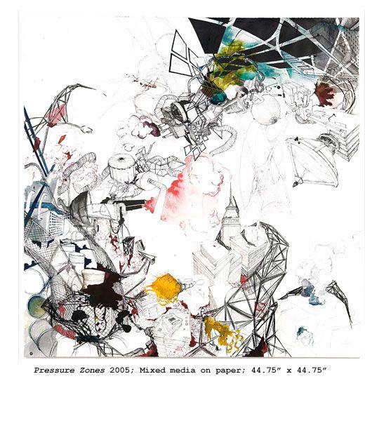 Nicola Lopez - Drawings