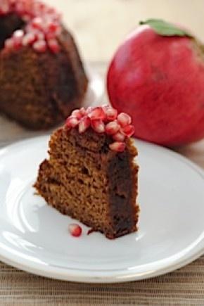 rosh hashanah applesauce cake