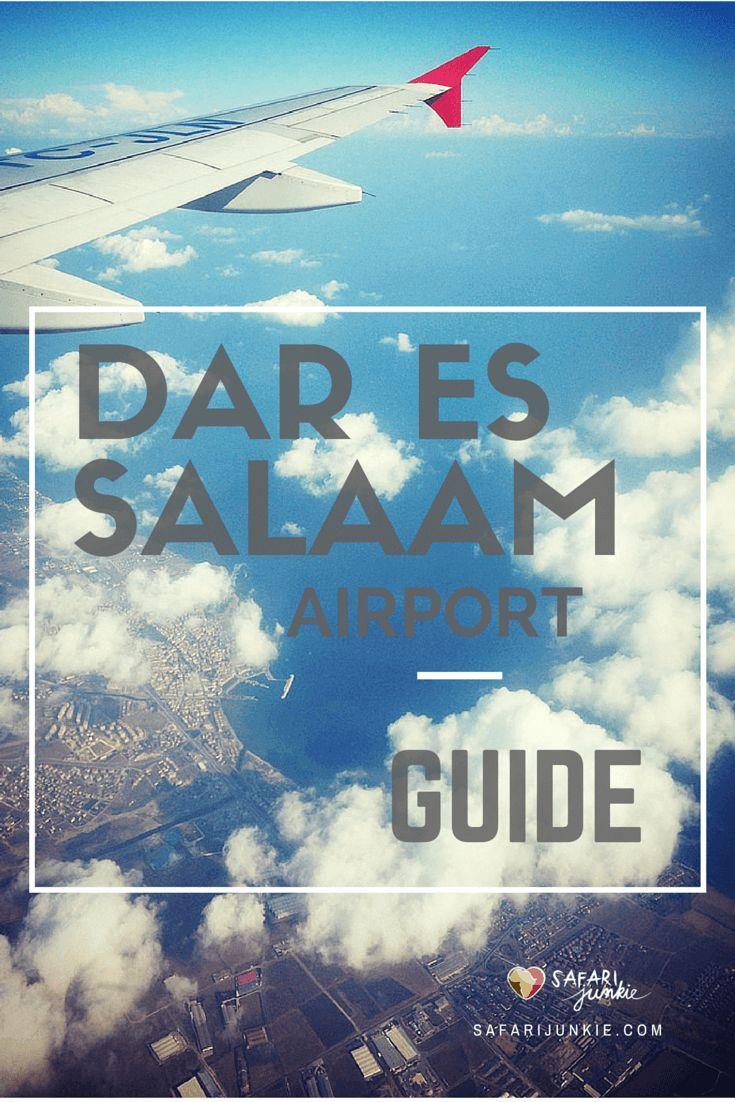 dar es salaam airport guide