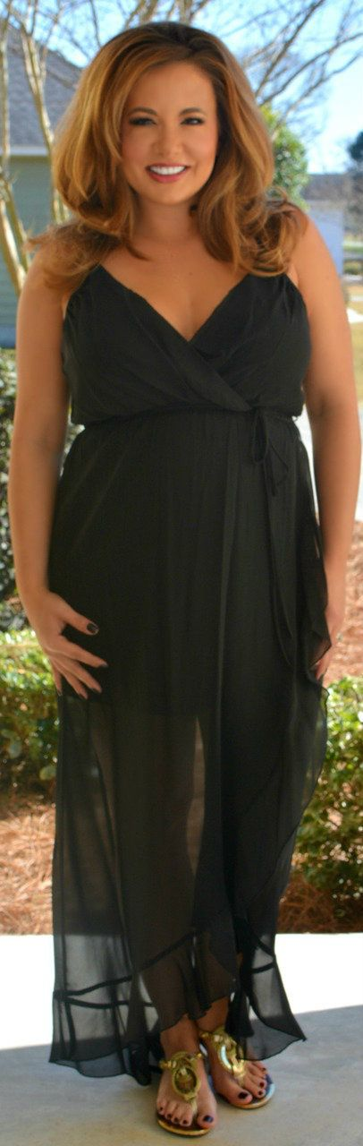 Perfectly Priscilla Boutique - Meet Me At Midnight Maxi, $46.00 (http://www.perfectlypriscilla.com/meet-me-at-midnight-maxi/)