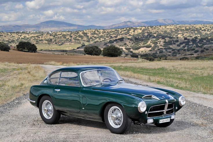 The Pegaso Z-102 was a technologically advanced sports car built by the Spanish in a truck factory between 1951 and 1958. It's difficult to know exactly how the Z-102 managed to get approved by the accounts department in the Pegaso factory, but the fact that the chief technical manager of the company was Wilfredo Ricard – a former senior engineer at Alfa Romeo and the designer of the Alfa Romeo 512, likely played a significant part.