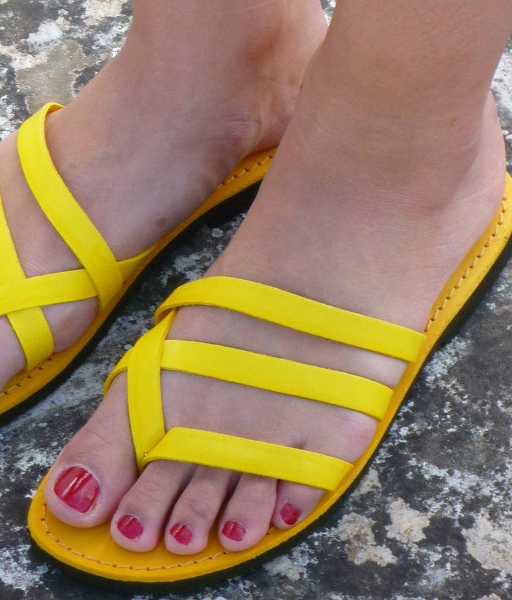 Summer Sandals by Sandali Shop Ostuni - Italy