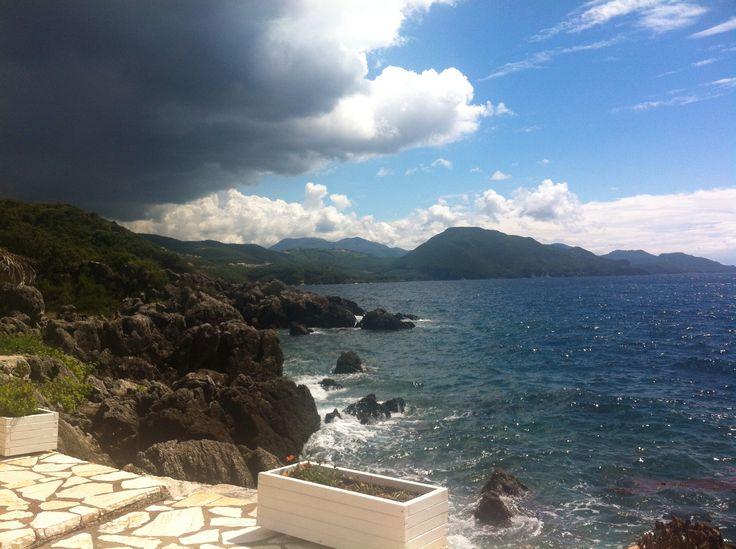 Mikros paradisos, Sivota, Greece