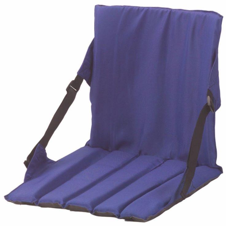 Bleacher Seats With Backs Stadium Seat For Bleachers Padded Cushion Portable…