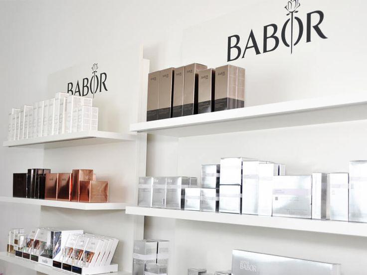 Großes Babor Produktsortiment - C1 Kosmetik München