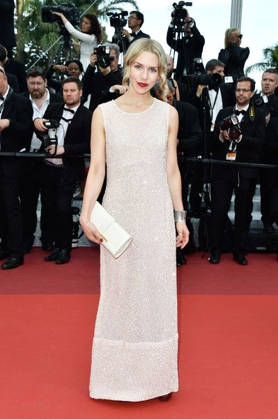 Julia Dietze - All the Breathtaking Looks From the 2016 Cannes Film Festival - Photos