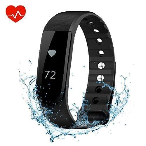 Oferta: 26.99€ Dto: -33%. Comprar Ofertas de VicTsing Pulsera Actividad y Monitor de Frecuencia Cardiáco, IPx7 Nivel de Resistente al Agua, Bluetooth 4.0, Podómetro, Moni barato. ¡Mira las ofertas!