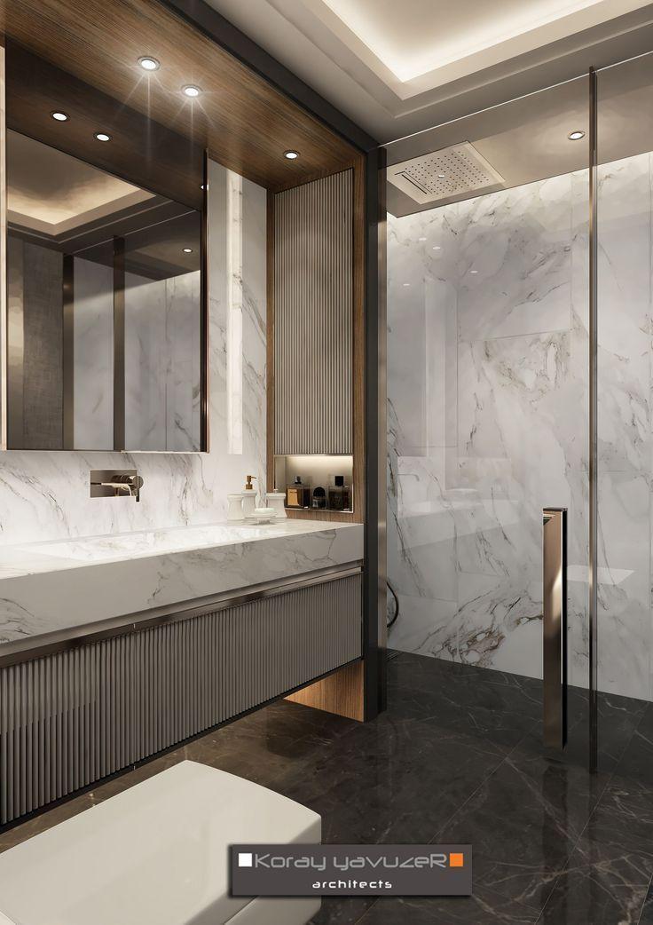 Pin On Modern Master Bathroom