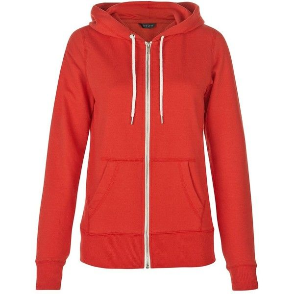 Red Basic Zip Up Hoodie (88 BRL) ❤ liked on Polyvore featuring tops, hoodies, red, red zip up hoodie, sweatshirts hoodies, zip up hoodies, long sleeve hooded sweatshirt and hooded pullover