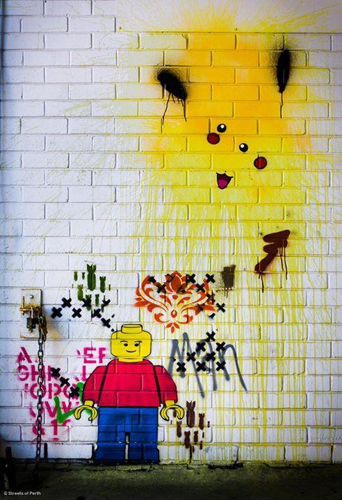 Local Graffiti