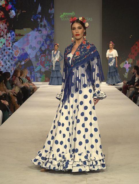 900b7ae2e Nacho Nieto   Flamenco In Colors   Vestidos de flamenca, Disfraz de ...