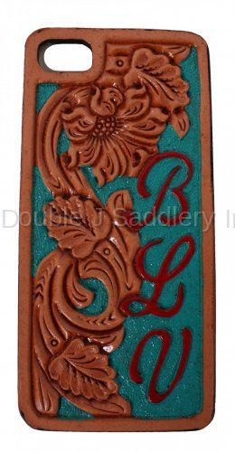 Natural Floral iPhone Case by Double J Saddlery.