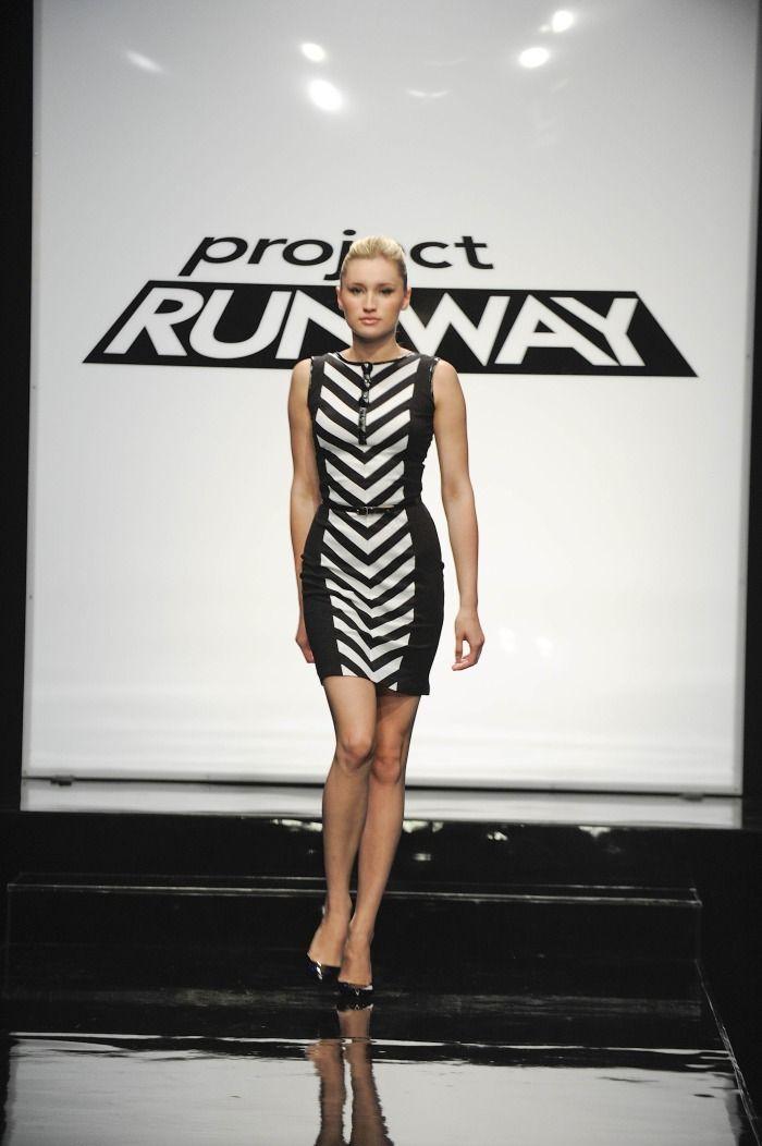 Project Runway Season 8 Challenge Designs - Mondo Guerra
