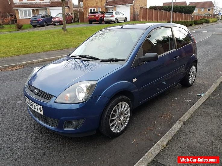 2008 Ford Fiesta 1.25 Blue - Low Mileage - Ideal first car - Not to be missed ! #ford #fiesta #forsale #unitedkingdom