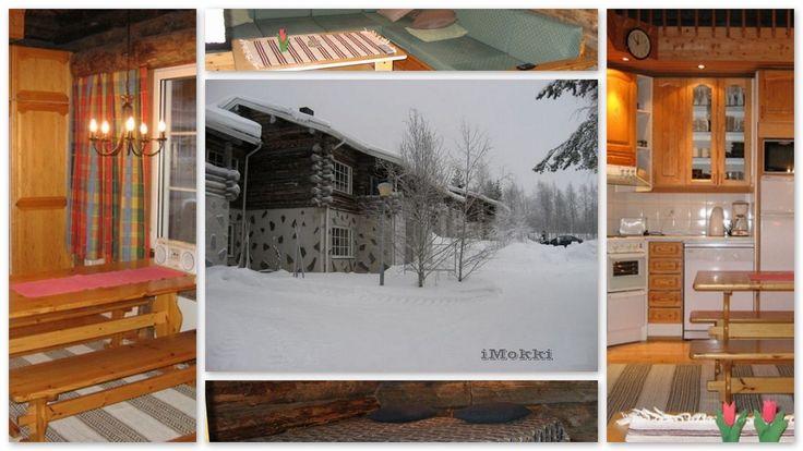 Апартамент Rukan Kuukkeli B14, Северная Остроботния, id357 #КоттеджиФинляндии #iMokki #СевернаяОстроботния