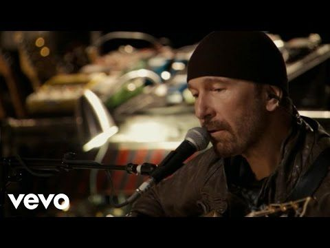 U2 - Love Is Blindness (Edge's Solo Performance) - YouTube