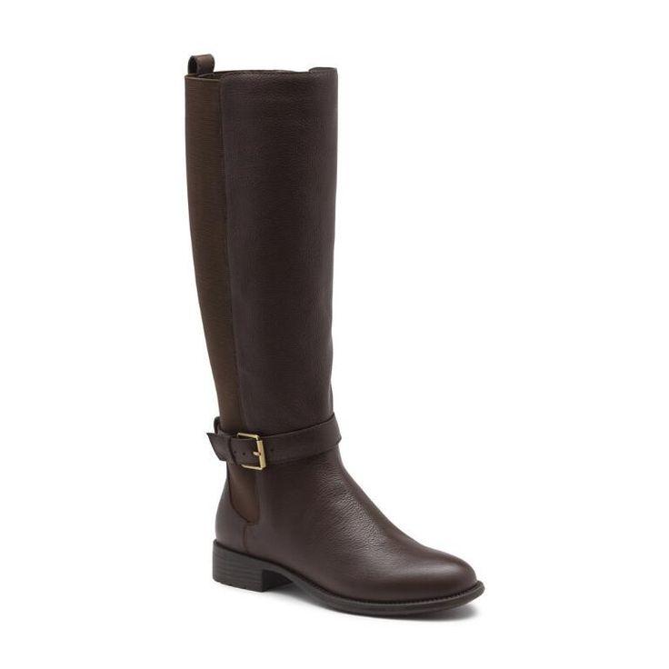 Jeandra Waterproof Leather Boot - Waterproof Shoes - Women - Factory Outlet - G.H. Bass & Co.