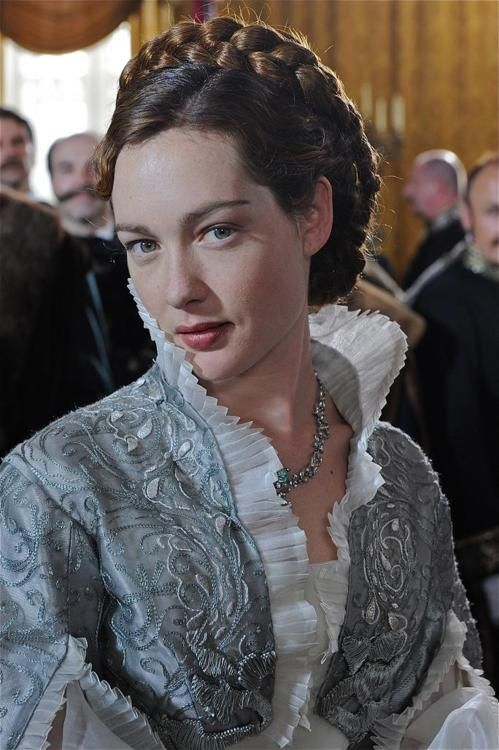 Cristiana Capotondi as Elizabeth of Austria in the tv movie Sissi (2010)