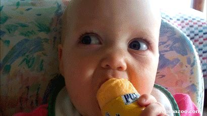 funny pictures crazy fun baby gif