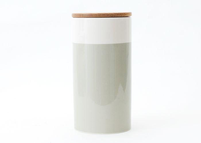 Helbak Fjord Mega Grå Farve - Tinga Tango. Helbak - keramik - porcelæn