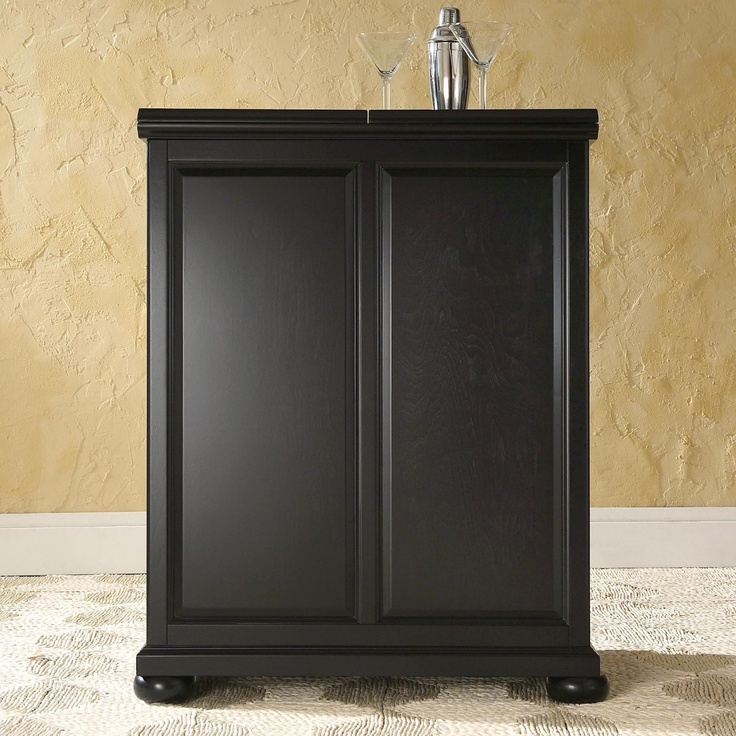 Alexandria Expandable Bar Cabinet - for basement