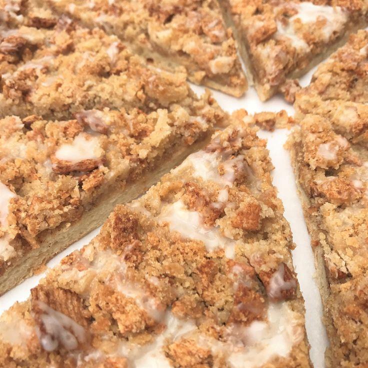 Cinnamon Toast Crunch Dessert Pizza