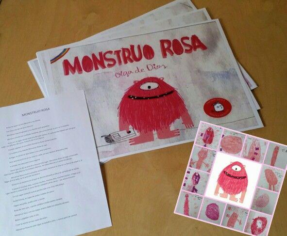 40 best images about libros marionetas on pinterest for Fuera de aqui horrible monstruo verde actividades para ninos