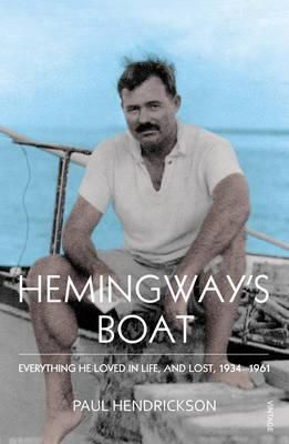 Hemingway's Boat : Everything He Loved in Life, and Lost, 1934-1961 - Paul Hendrickson - more than 600 pages. His story is really terribly sad in the end.