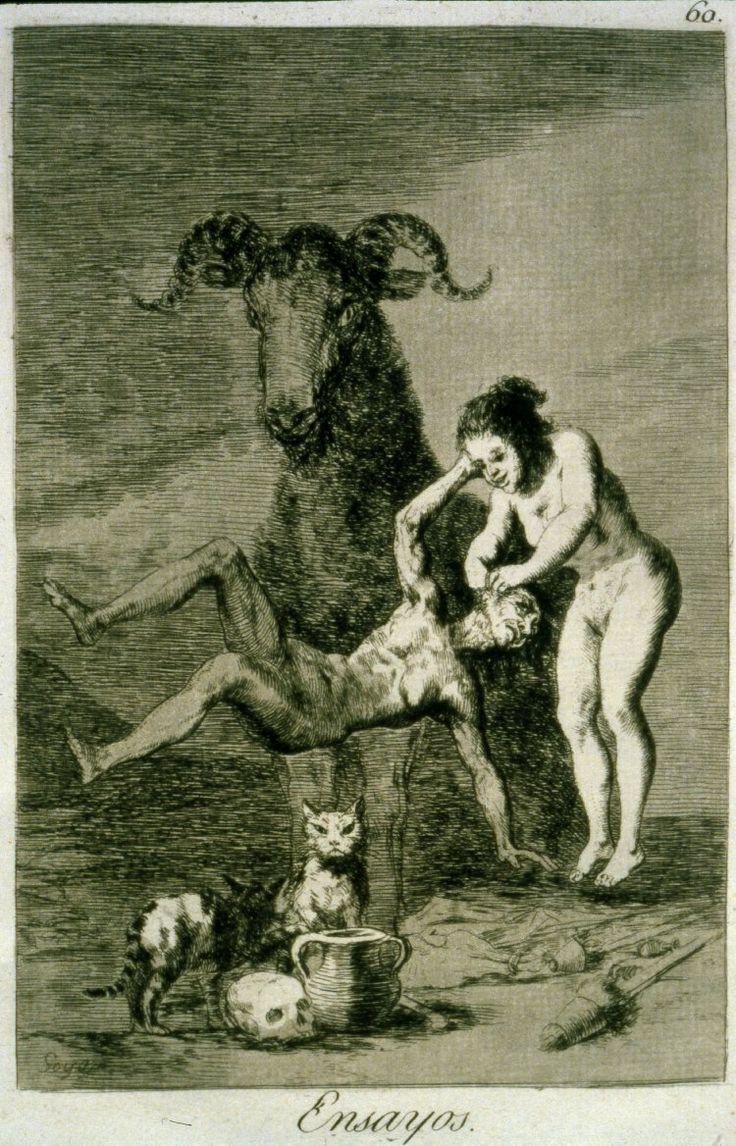 Trials by Goya