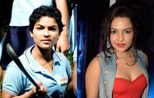 8 Mindblowing Pictures Of Chak De India Girls | Then And Now