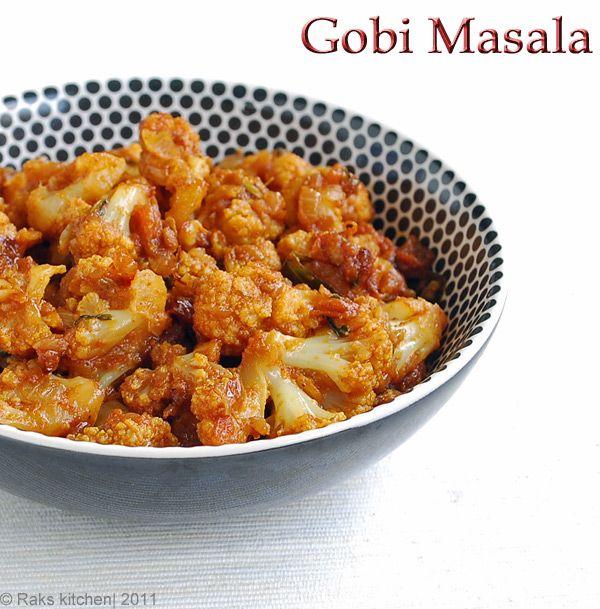 Gobi Manchurian Dry Recipe Rak S Kitchen