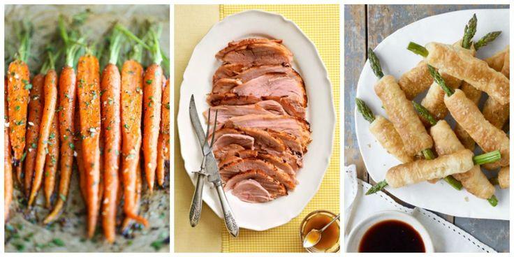 65 No-Stress Easter Dinner Recipes  - CountryLiving.com