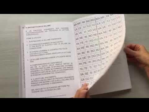 """PAROLE AMICHE - """"A piccoli passi verso la lettura e la scrittura"""" - in brossura - YouTube"""