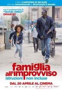 Famiglia all'improvviso (istruzioni non incluse) un film pieno d'amore Famiglia all'improvviso è un sogno in cui la dura realtà interferisce senza preavviso. Il risultato è un film riuscito, inaspettato e divertente! Samuel vive la sua vita da scapolone, con un'esisten #omarsy #famiglia #festadelpapà