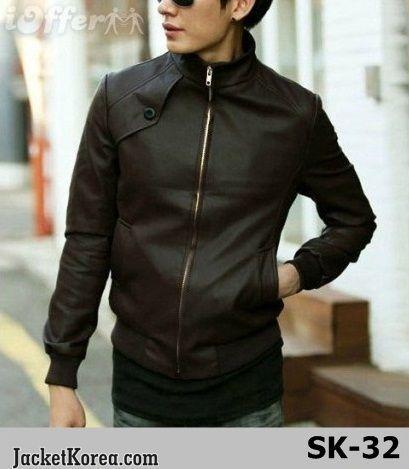 jual jaket kulit sintetis berkualitas tinggi