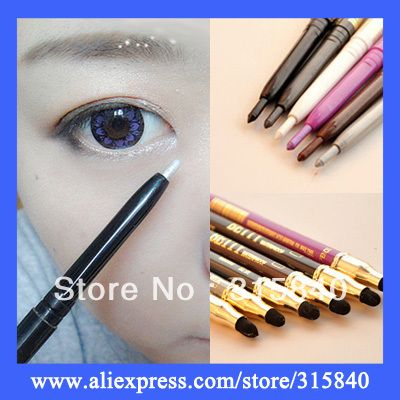Waterproof Liquid Automatic Eyeliner Pencil Stage Makeup Eye Make up Cosmetic Pen $8.43 (free shipping)