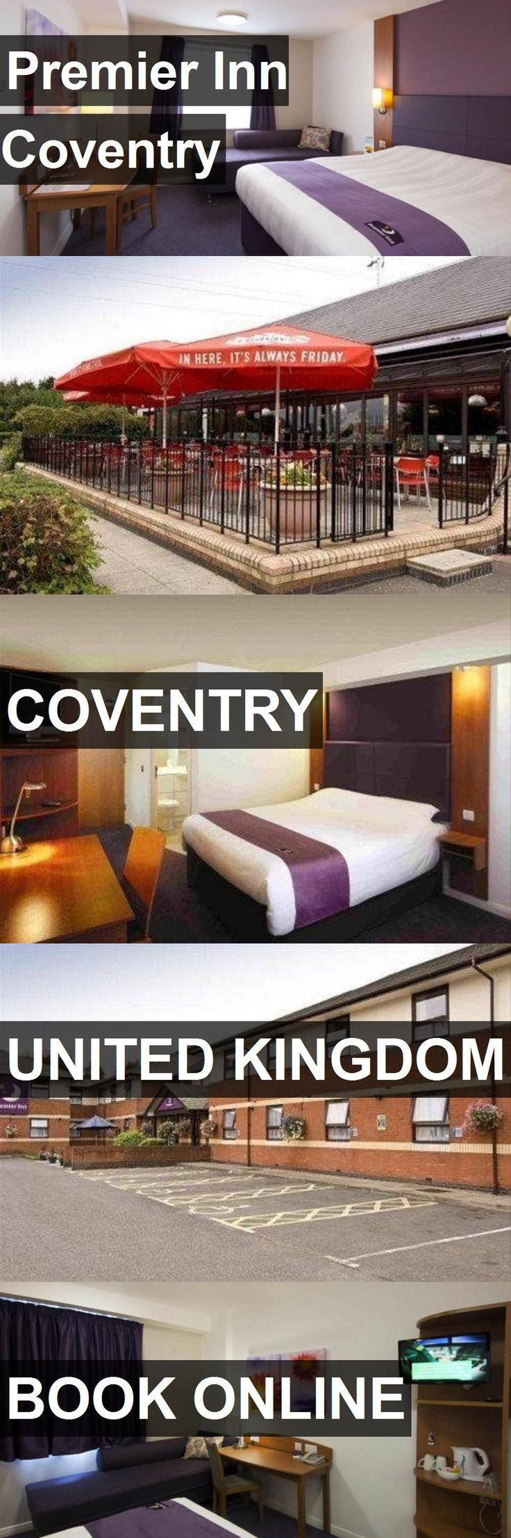 Hotel Premier Inn Coventry in Coventry, United Kingdom. For more information, photos, reviews and best prices please follow the link. #UnitedKingdom #Coventry #hotel #travel #vacation