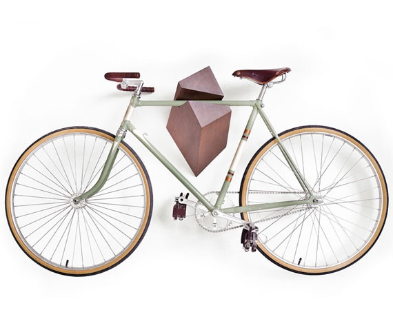 woodstick's bike hanger