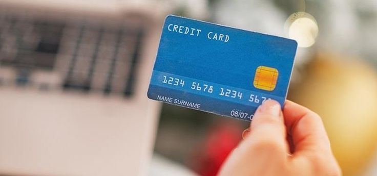 credit card page
