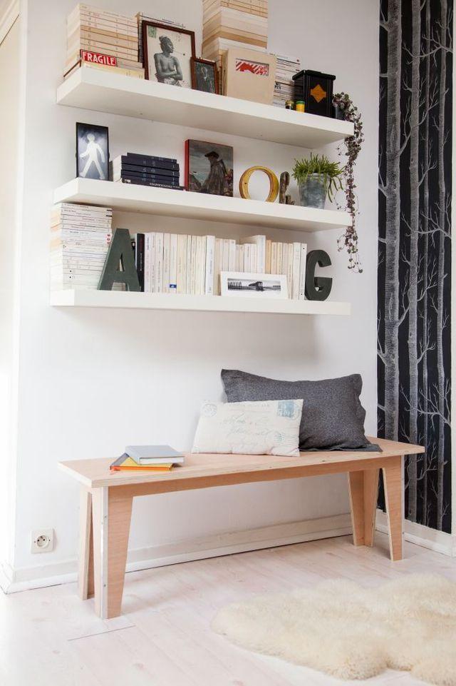 truc et astuce deco maison beautiful astuces rangement. Black Bedroom Furniture Sets. Home Design Ideas